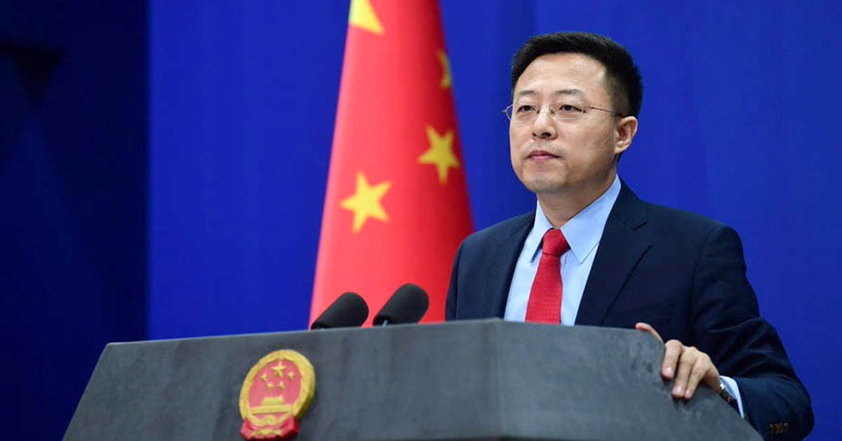 China denies asking US diplomats to undergo COVID anal tests