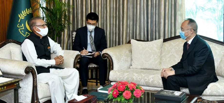 Pakistan, China reaffirms resolve to further boost bilateral cooperation in various fields