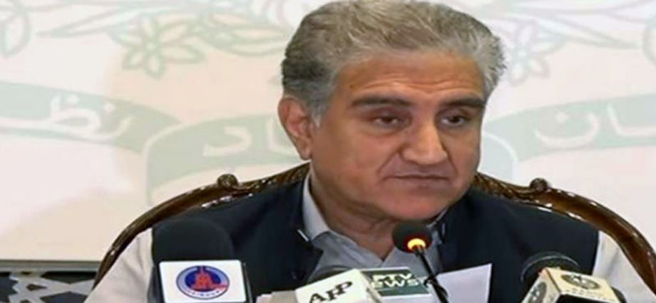 Pakistan being made 'scapegoat' for others' mistakes in Afghanistan: FM